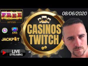 casino bonus Streamer Slots Online , On Live flow , large win too Fun Machine à sous casino bonus en Ligne 08/06