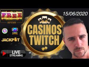 casino bonus Streamer Slots Online , On Live flow , large win in addition to Fun Machine à sous casino bonus en Ligne 15/06