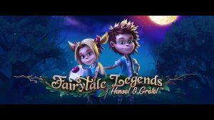 ♠ ️ Bajkovske legende Hansel zajedno sa Gretelom