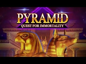♠️ Pyramid Quest For Immortality