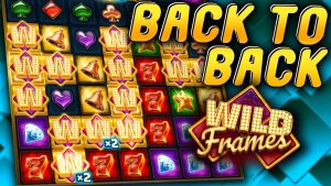 2 SPINS paid over €10.000 on Wild Frames! (large Wins)