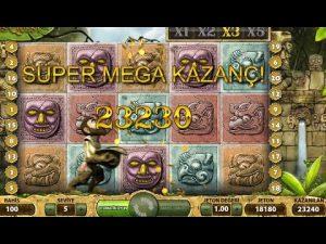 23.240 TL, Slot Büyük Kazanç – Gonzo's Quest, casino bonus Oyunları, SlotOyunları, #BIGWIN #casino bonus