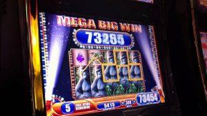 2nd Mega large Win Queen of the Wild casino bonus Slot Machine Bonus circular Win