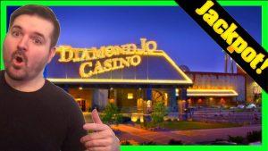 $40,000.00!!!!! Diamond Jo casino bonus Slot Machine MASSIVE WINS!