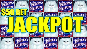 $50 BET OLD schoolhouse SLOTS! large WINNING ON HIGH boundary SLOT MACHINES JACKPOT HANDPAY