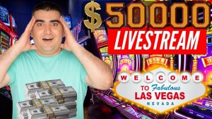 🔴 $50,000 High boundary Huge LIVE current Slot Play From LAS VEGAS – upwardly To $100 A Spins! The powerfulness Of NG