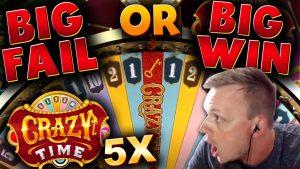 5x MULTIPLIER Phần thưởng thời gian điên rồ CHIẾN THẮNG hoặc bỏ bê trò chơi Wheel mới lạ?!