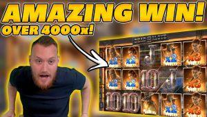AMAZING WIN NA DEAD NEBO live 2! velká výhra na online automatech!