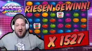 AUF 60 Cent 869€ large Win bei Jammin Jars! |Online casino bonus Highlights