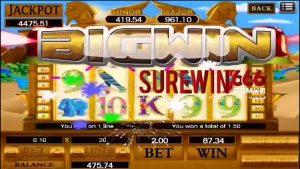 BOY virile soul monarch SLOT   large WIN   SUREWIN666 ONLINE casino bonus