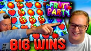 Bonus purchase Win Streak on Fruit political party!