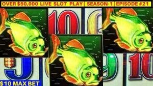Brazil Slot Machine $10 Max Bet Bonus – Live Slot Play At casino bonus | flavor-1 | EPISODE #21