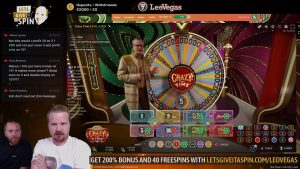 CRAZY TIME!!! giveaway upwards with !crazytime in addition to !megawaysjack lastly nighttime 🥰🥰  (10/06/2020)