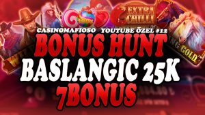 CasinoMafioso | BONUS HUNT 50TL BAHİS İLE BIGWIN DENEMESI  | SLOT #rulet #blackjack #casino bonus