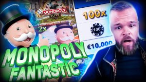 ClassyBeef large Win 11.000€ on Monopoly Live – TOP 5 Biggest wins of the calendar week