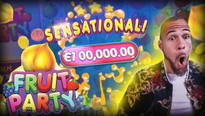 ClassyBeef novel tape Win 100.000€ on  FRUIT political party Slot  – TOP 5 Biggest wins of the calendar week