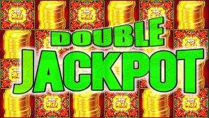 DOUBLE JACKPOT HANDPAY! AMAZING LINE striking LEADS TO A large WIN HIGH bound SLOT MACHINE