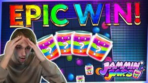 EPIC WIN!! JAMMIN JARS large WIN – casino bonus Slots from Casinodaddys live current (OLD WIN)