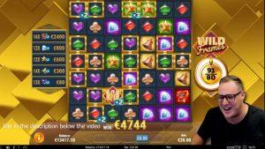 ФАНТАСТИК! STREAMERS онлайн казино дээр том WIN AT урамшуулал авч байна!