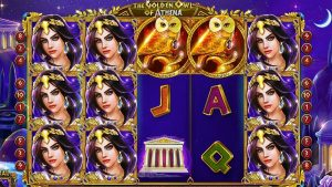 👑 Golden Owl Of Athena large Win Bonus Buys 💰 A Slot yesteryear BetSoft Gaming.