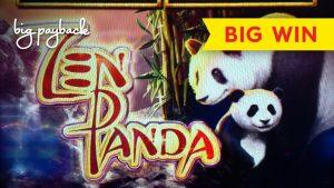 Verstoppt GEM! Zen Panda Slot - grouss WIN SESSION!