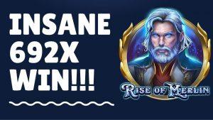 VELIKA ZGODBA !!! vzpon Merlina - Noro win - casino bonus (Online casino bonus) - Kasinokeisari