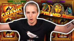 HUGE WIN on PYRAMID virile individual monarch – casino bonus Slots large Wins