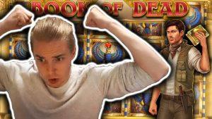 HUGE large WIN on volume OF DEAD – casino bonus Slots large Wins