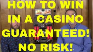 How to Win inwards a casino bonus – GUARANTEED! –  50-50 if You Know aught!