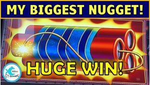 I GOT A HUGE WIN ON THE foremost GAME I PLAYED RETURNING TO THE casino bonus! SUPERLOCK JACKPOTS SLOT MACHINE