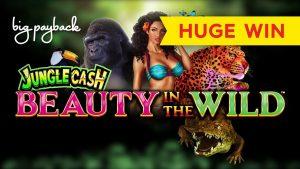 INCREDIBLE WIN! Ultra Stack Beauty inward the Wild Slot – HUGE WIN BONUS!