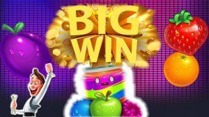 Jammin Jars Slot Large Win - Онлайн слот большой выигрыш