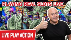 🔴 LIVE HIGH-boundary! 🔴 Playing existent. Slots. Live. Fingers crossed for JACKPOTS