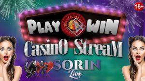 🔴LIVE 🔞*/ JUCĂM casino bonus nr:232 / Sorin Pe Live / human face large WIN? / DETALII inward DESCRIERE↓ / similar ⇘
