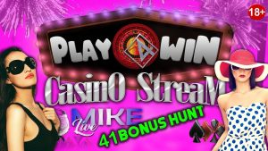 🔴LIVE 🔞*/ JUCĂM casino bonus nr:242 /Mike Pe Live cu BONUS HUNT / DETALII inward DESCRIERE↓ / similar ⇘