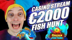 LIVE casino bonus current, €2000 BONUS HUNT   ONLINE SLOTS large WINS with mrBigSpin