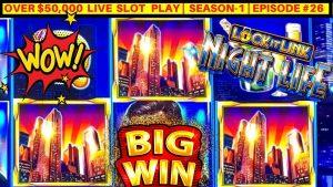 Lock It Link Slot Machine large WIN – Wheel Of Prosperity Slot Max Bet Bonus | SE -1 | EP #26