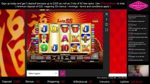 Lucky 88 large Win | Aristrocat | Winning Room casino bonus