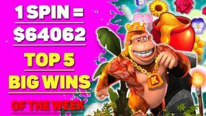 UST MUSÍTE počítať🔥 Bonus online kasína veľký Výhry kompilácie # 27 ⭐ Sloty jackpoty kalendárneho týždňa ⭐ OnlineCasinoPolice