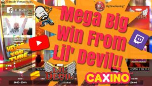 Mega stort vinder fra Lil´ Devil !!
