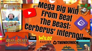 Mega large Win From trounce The Beast Cerberu´s Inferno!!