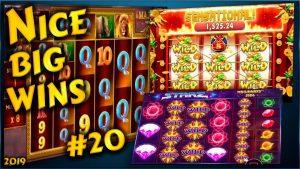 Приятни големи печалби за онлайн казино бонус стримери # 20/2020