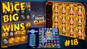 Puikios didelės pergalės vaizdo kazino premijų platintojams, internetiniai lizdai Nr. 18/2020