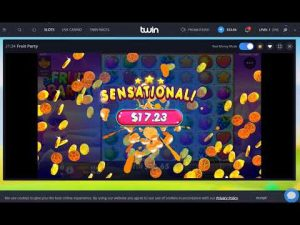 Online casino bonus Slots Fruit political party large Win For depression Stake