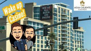 Pressing PLAY At Agua Caliente casino bonus With large WINS 🎰 BEST 1st Spin Bonus EVER!