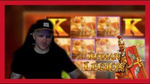 🔥 Roman Legion large WIN    casino bonus Twitch flow Slotroom 24 7