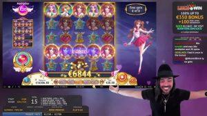 Roshtein satelite Princess Win 8236€ – Online casino bonus large Win inwards Slots