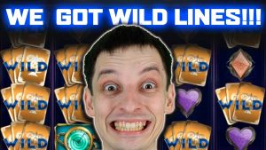 SO MANY WILDS – large WIN ON STREET MAGIC SLOTS