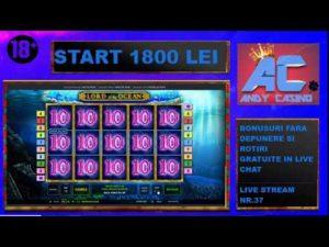 SPECIALA-ийн том WIN Lord of DIN LIVE NR.37 ANDY казино урамшуулал