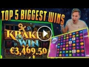 Streamers HUGE WIN! Reactoonz slot! BIGGEST WINS! casino bonus STREAMERS WIN